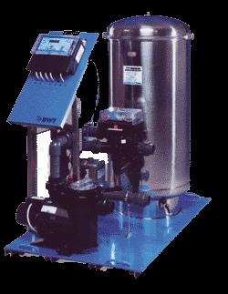 Компактная фильтровальная установка для бассейна